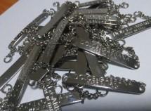 Оптовая-продажа-10-шт-Новый-стиль-высокая-класс-металл-серебряная-цепочка-одежды-бирки-сумки-признаки